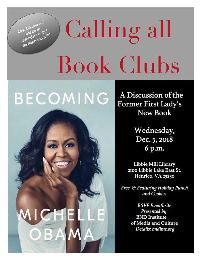 Book Club with Michelle O